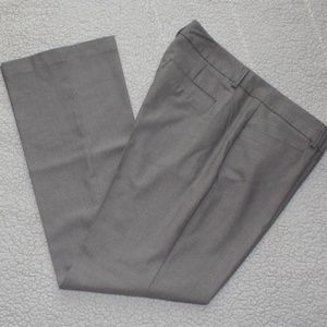 Express Heathered Barely Boot Columnist Dress Pant